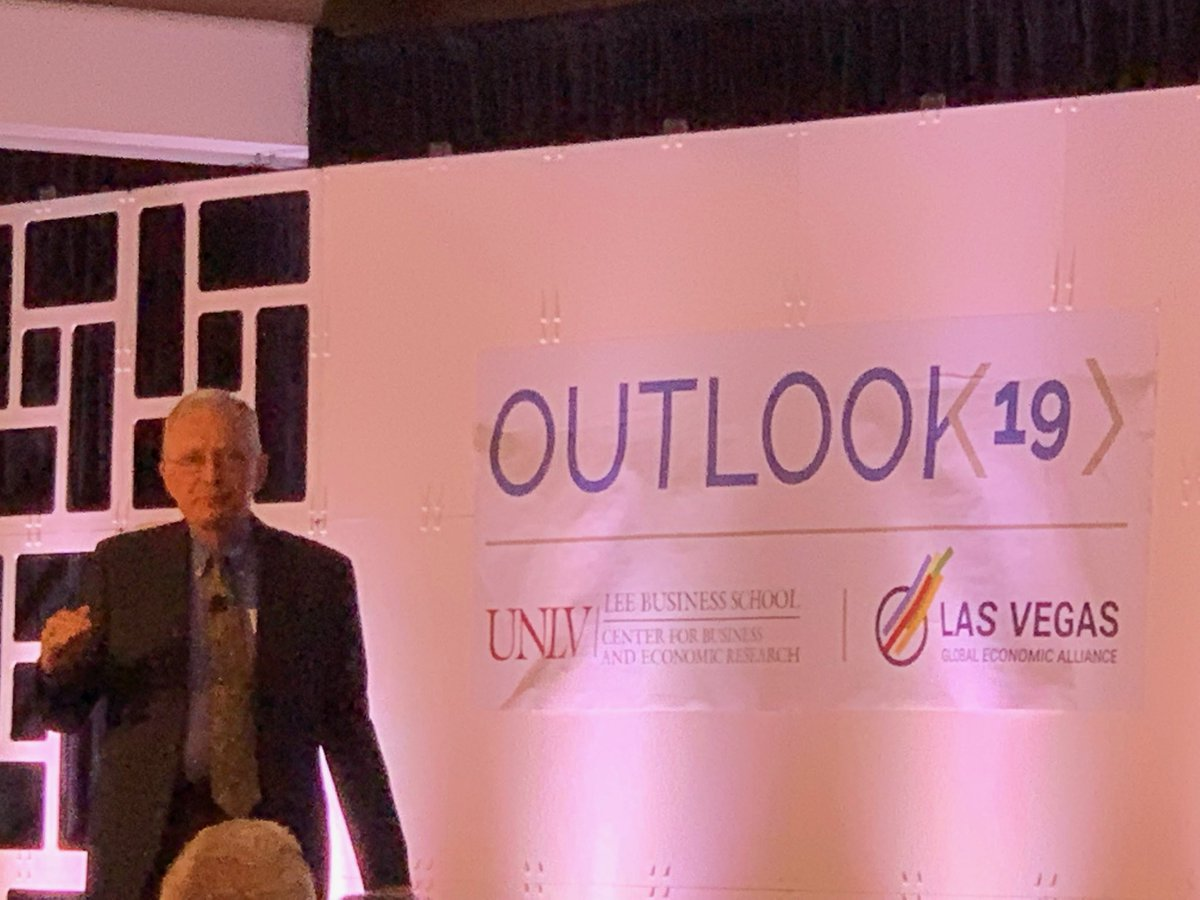 Marcus Conklin On Twitter Dr Stephen Miller With Cber At Unlv Delivers The Forecast For Nv And Snv At Lvoutlook