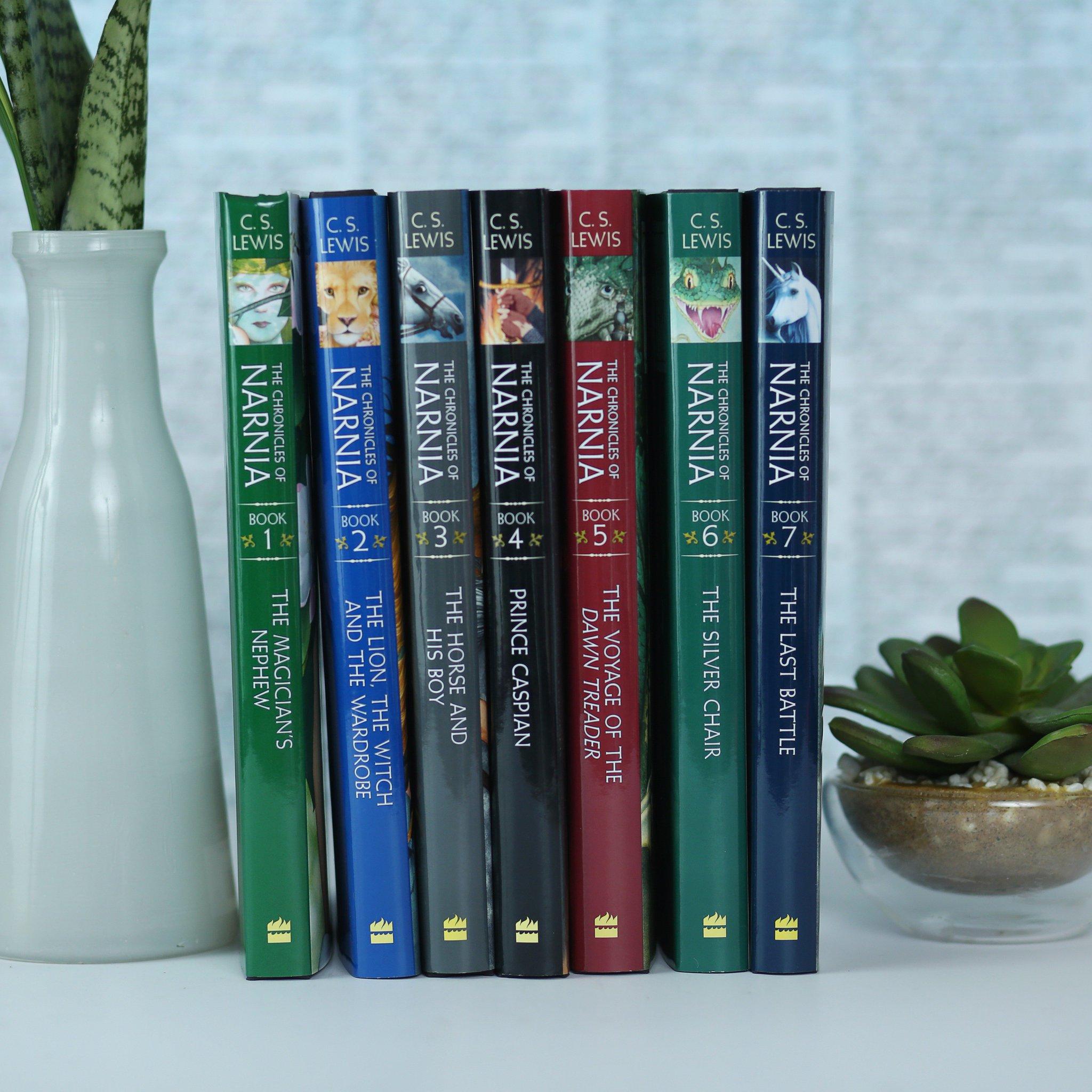 Conoce más sobre la saga de libros 'Las crónicas de Narnia'