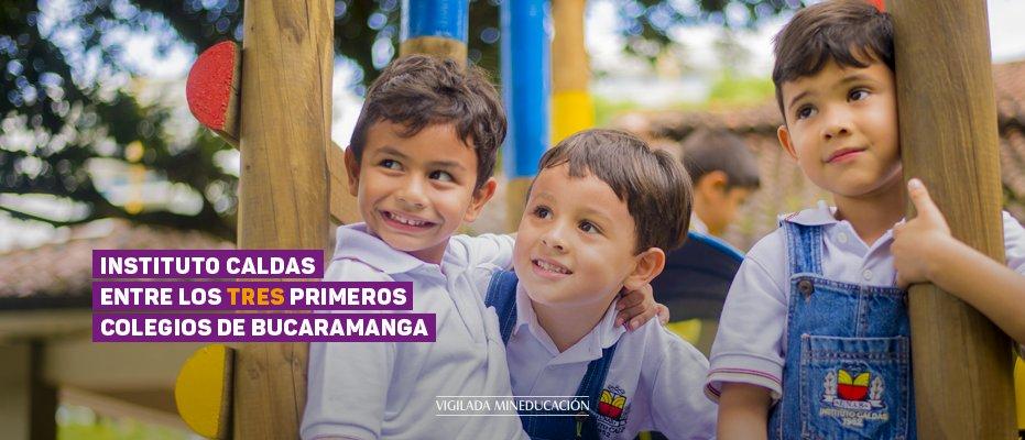 Instituto Caldas entre los tres primeros colegios de Bucaramanga - UNAB