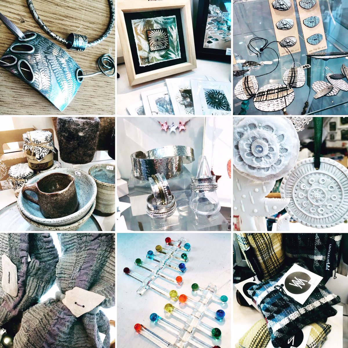 Just a tiny proportion of our gorgeous gallery stock- we really do have something for everyone! Come and see us 10-5 Tues- Sat at 37 Pen Y Lan Rd, Roath (just off Wellfield Road) #shoplocalwales #wellfieldroad  #christmasgifts #handmade #roath #cardiff  #supportlocalartists