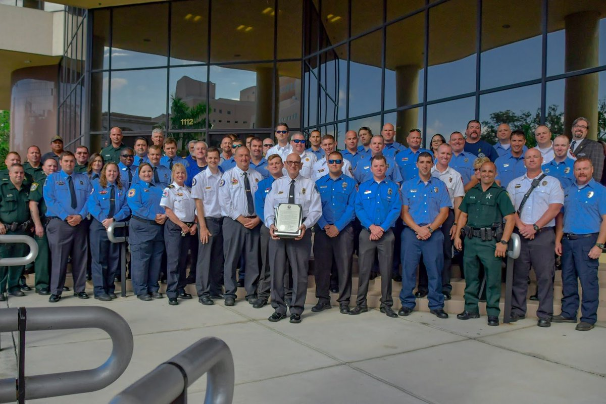Tuesday, the Manatee County Board of County Commissioners recognized the Manatee County Public Safety First Responders who deployed to the panhandle to assist with the response and recovery efforts for Hurricane Michael.  #teampublicsafety  #strongwork  #ManateeStrong