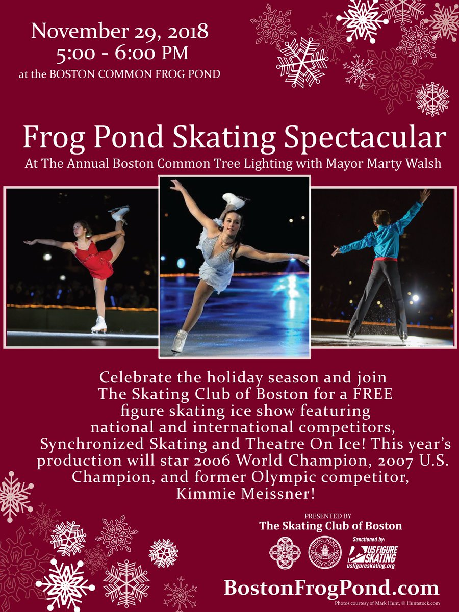 Frog Pond Boston on Twitter: