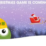 Keep checking your inbox...our Christmas Game is almost here!