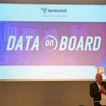 Image for the Tweet beginning: #DataOnBoard par @opendatasoft, au programme