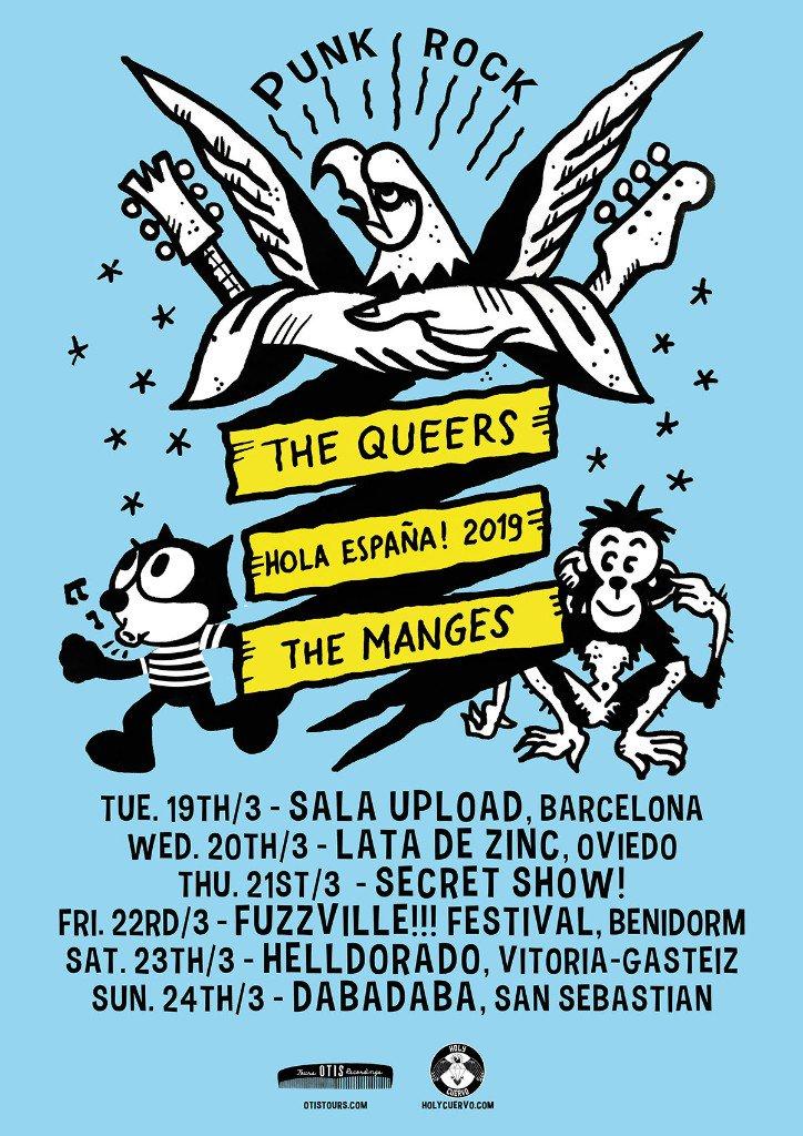The Queers: Italy/Spain canceled DtLYZ49XgAAleuN