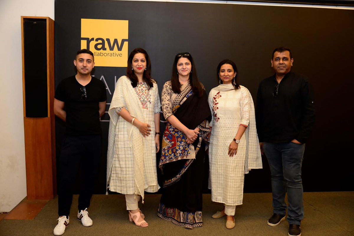 2nd edition of 'The Raw Collaborative' interior design show to showcase curated work of 60 designers in Ahmedabad