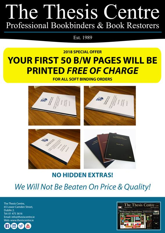 thesis binding cost