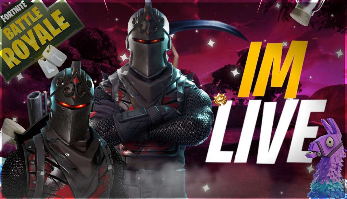 Fortnite Live Thumbnail Template | Fortnite Cheat Buy