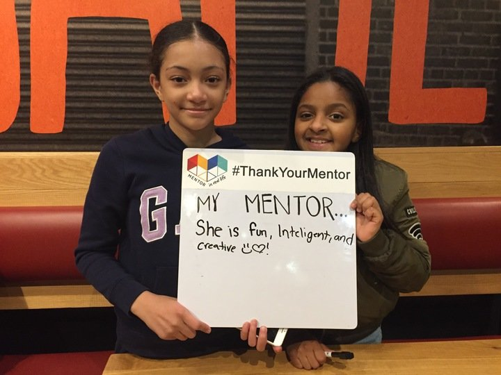 What makes your #MentorIRL special? #ThankYourMentor by sharing your story at mentoring.org/stories today!