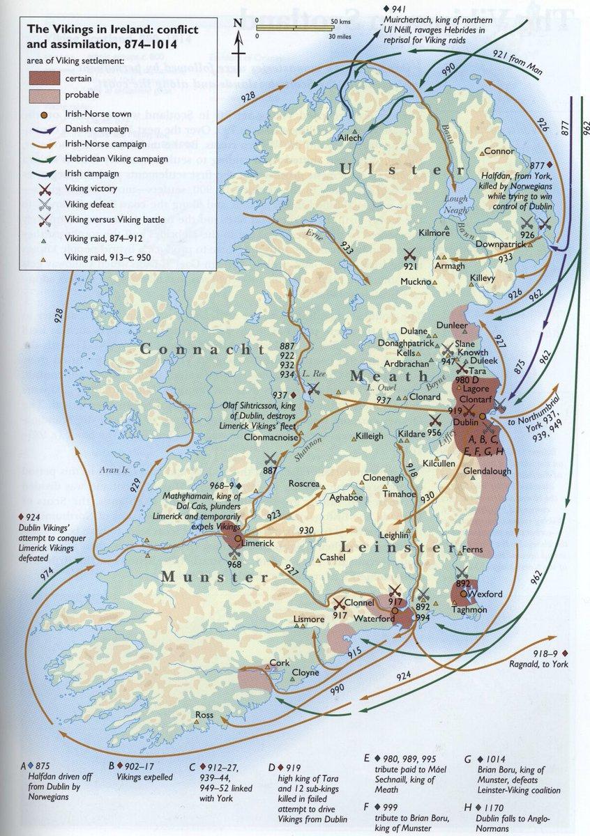 Map Of Ireland Vikings.Vikingverse On Twitter Maps From The Sublime Penguin Historical