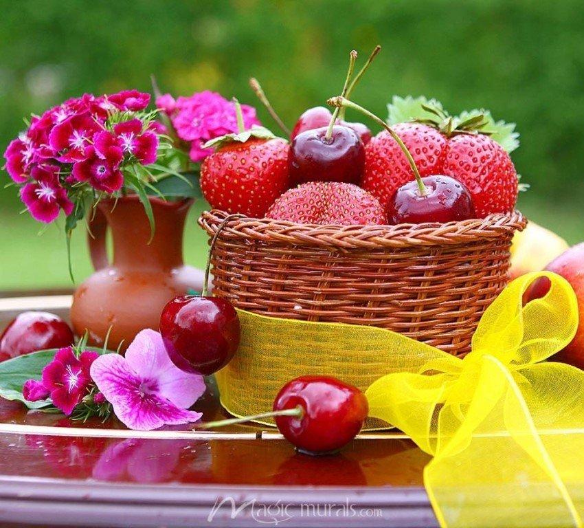 Открытки хорошего летнего дня и чудесного настроения