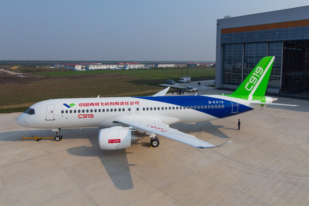 Image result for 3th prototype C919
