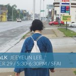 Image for the Tweet beginning: JeeYeun's talk is tonight!  Seats are