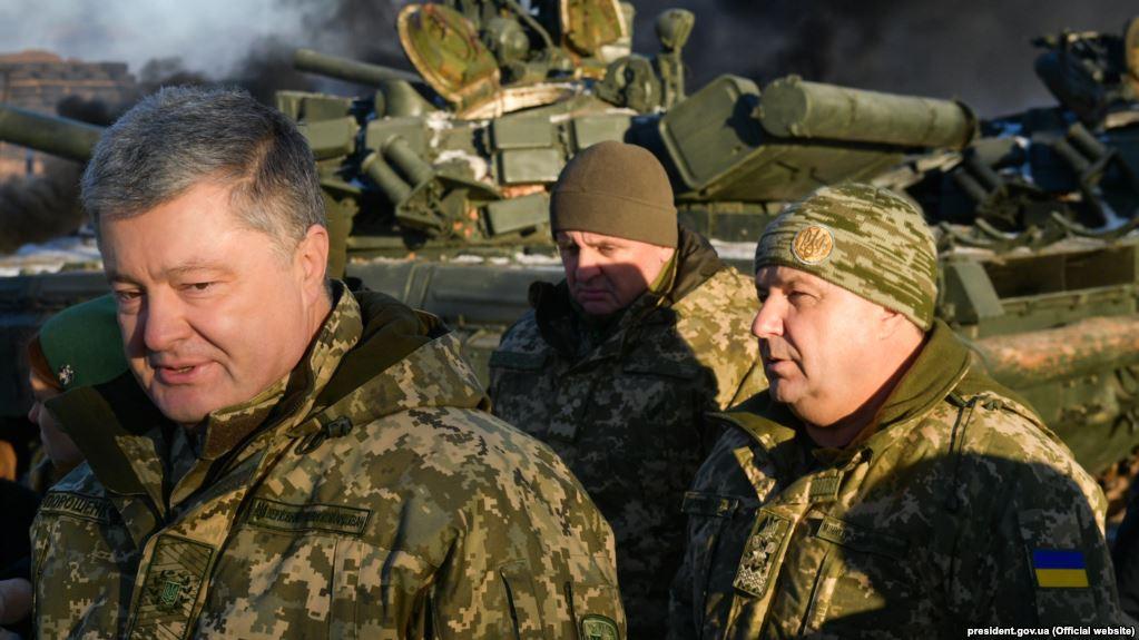 Сценарий украинского Пиночета не прошел