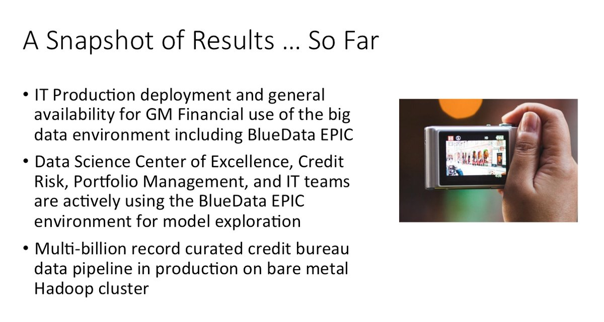 Gm Financial Phone >> Bluedata On Twitter Slides From Gmfinancial S
