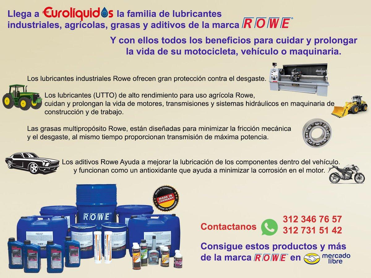 Marcas de lubricantes industriales