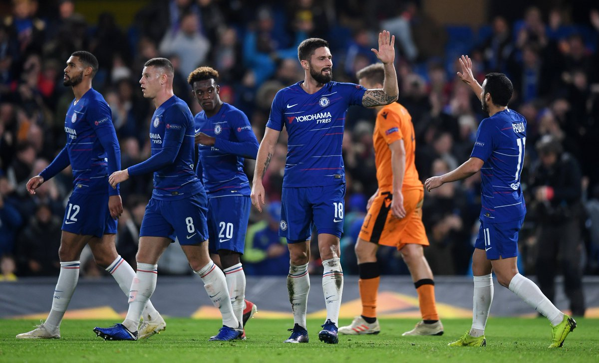 Optajoe Twitter Andrew Smith Red Denim Merah 32 2 Chelsea Are Just The Second English Side To Win Their Opening Five Games Of A Europa League Group Stage Campaign After Spurs In 2013 14