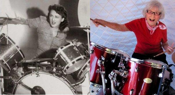Dating Woman Drumking)