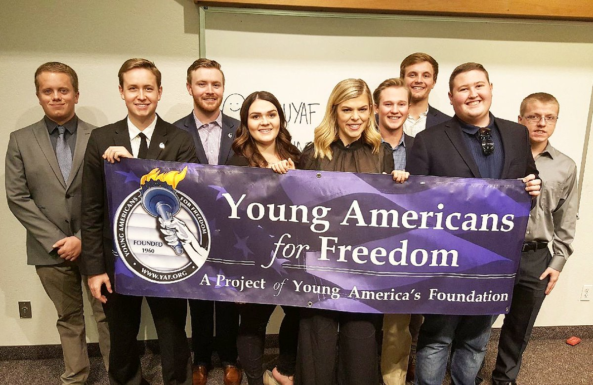 young americas foundation - HD 1199×780