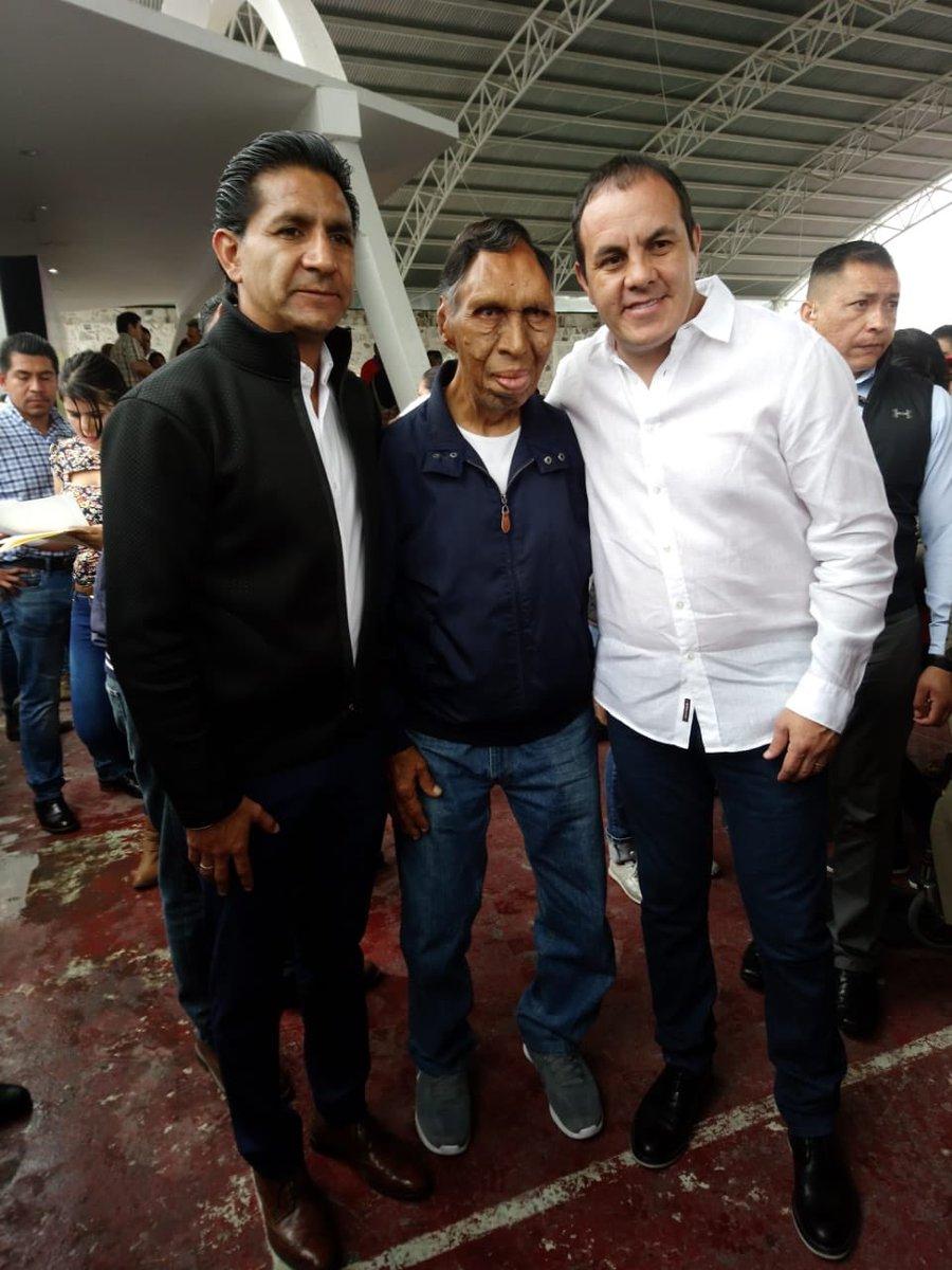Nueve Morelos On Twitter Durante Su Visita Del Gobernador