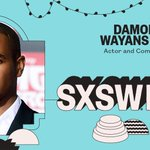 Actor and comedian Damon @wayansjr and serial entrepreneur and investor @krisjonescom  will explore the convergence of #SiliconValley and #Hollywood at #SXSW 2019! https://t.co/nP9Nz4KNv3