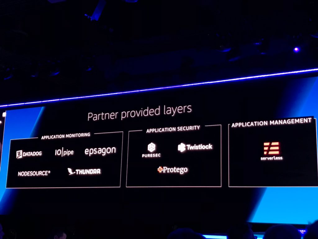 AWS Lambda Layers by @awscloud_es