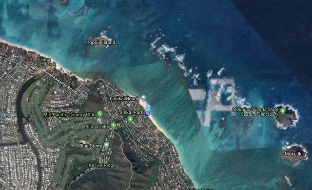 Lanikai Shark Attack 44 Year Old Man Bitten At Lanikai Beach