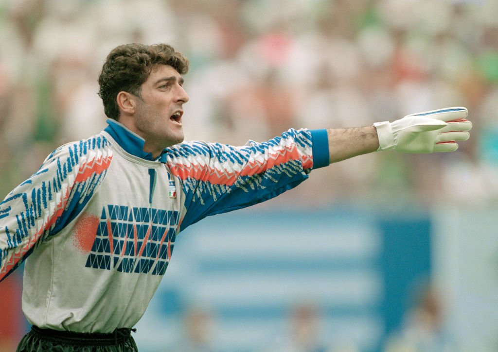 9d15bdccf goalkeepers dressed in style at the 1994 as s gianluca pagliuca and s jorge  campos revealed