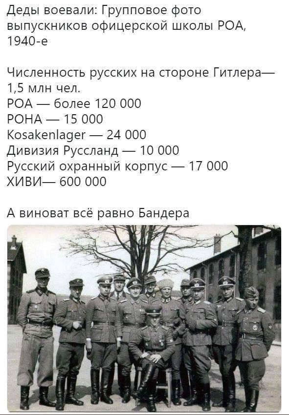 2019 год во Львовской области провозглашен годом Бандеры, - решение облсовета - Цензор.НЕТ 8141