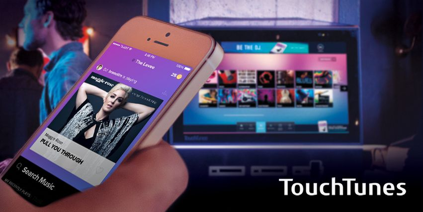 We  @IAmMaggieRose&#39;s new album #ChangeTheWholeThing! Play her song #PullYouThrough on over 65,000 #TouchTunes jukeboxes across the country.  #MaggieRose @AWAL<br>http://pic.twitter.com/gYNEnDOFA4