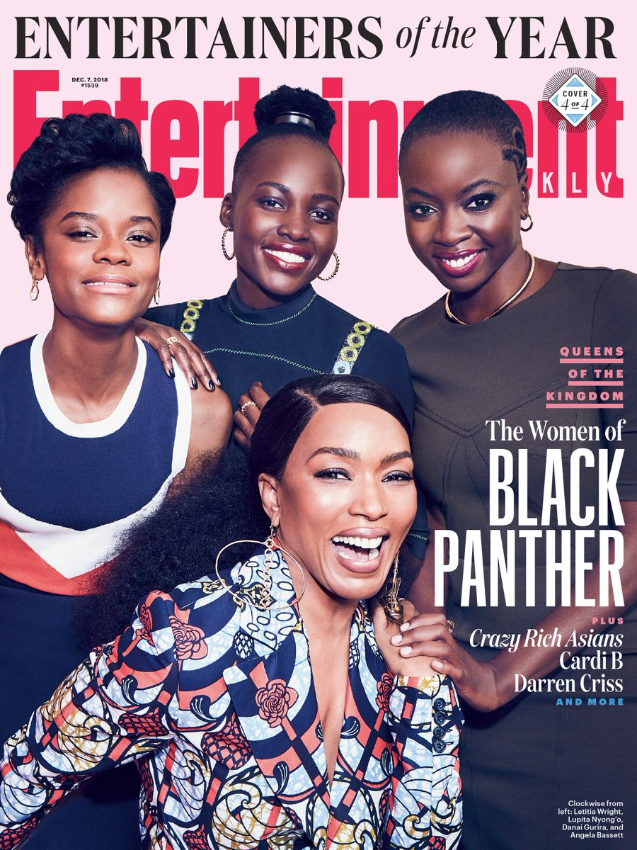 We never freeze. #BlackPanther @EW  https://t.co/j5SzdimKPe