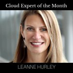 Image for the Tweet beginning: Meet Leanne Hurley: Cloud Expert