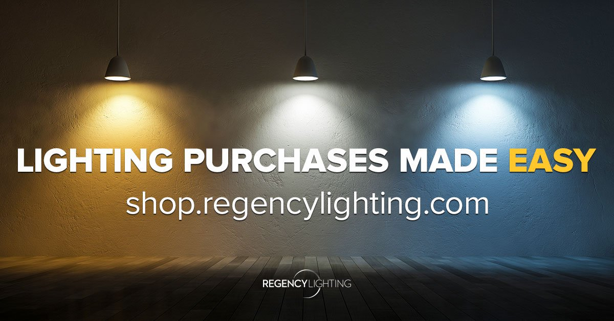 Regency Lighting On Twitter We Re Excited To Officially