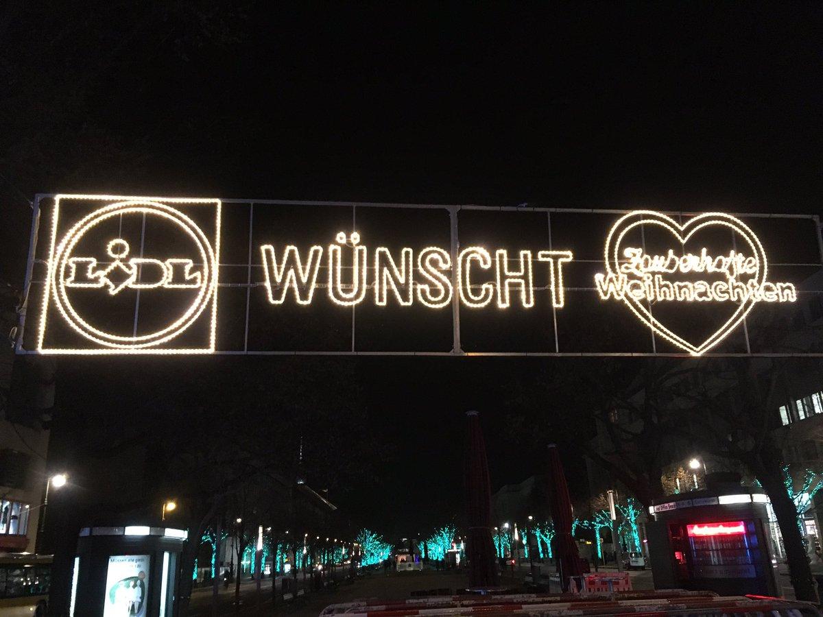 Lidl Weihnachtsbeleuchtung.Lidl Deutschland On Twitter Lidl Und Kaufland Lassen Gemeinsam