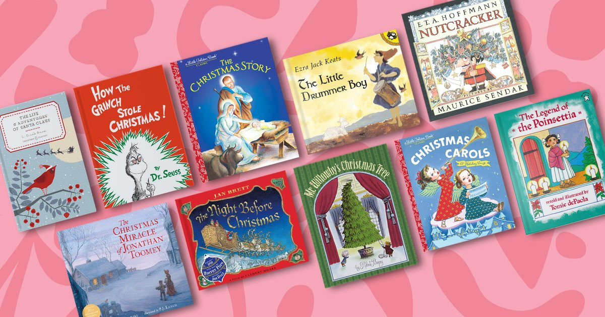 Brightly On Twitter These Christmas Books Have Stood The Test Of