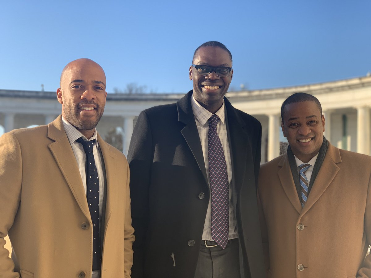 Mandela Barnes on Twitter: &quot;Proud to know these guys right here! <b>I</b> ...