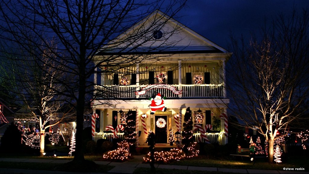 Christmas Town Usa.Nbc Charlotte On Twitter Christmas Town Usa Up For Best
