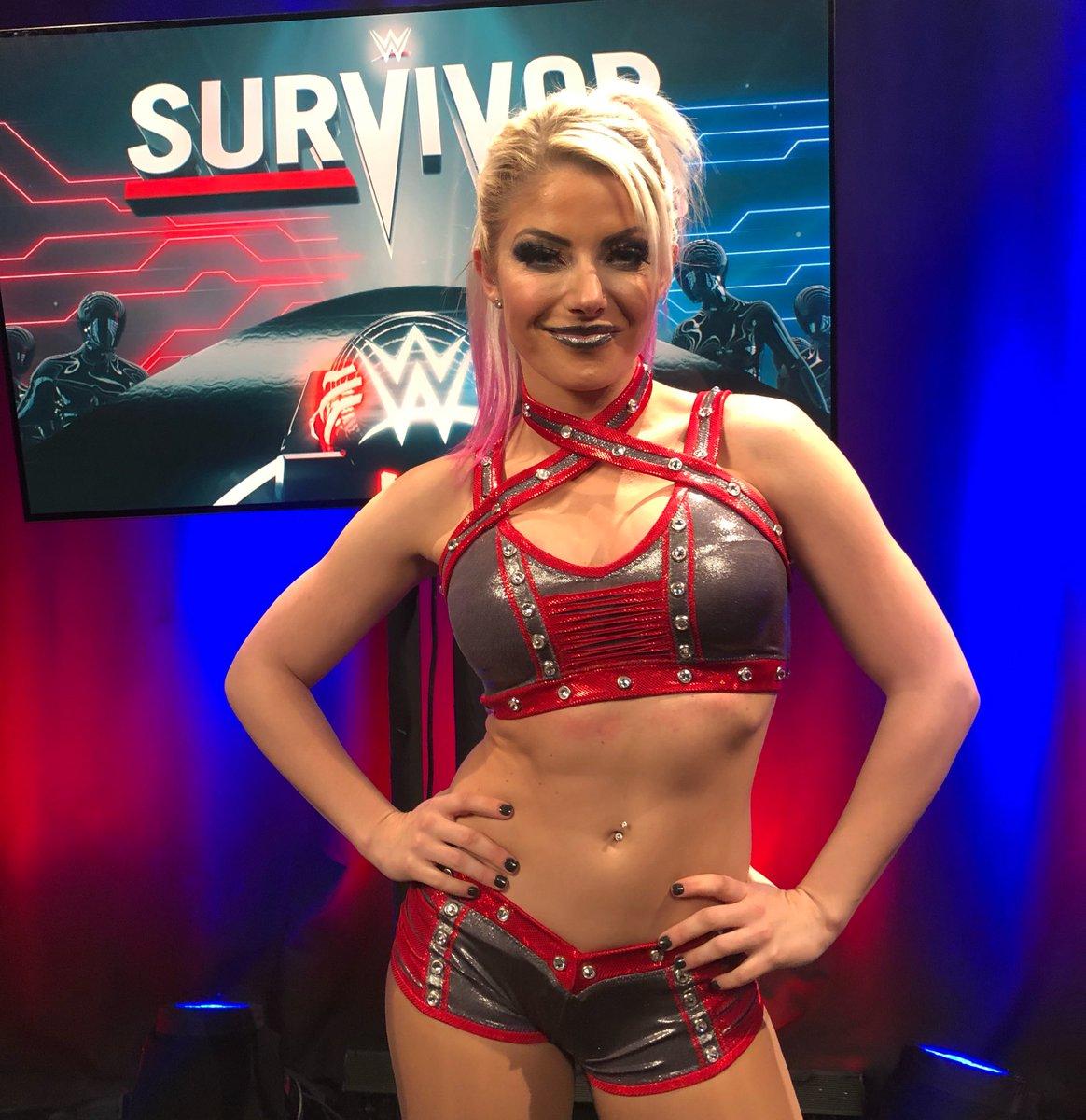 My new @Mattel #WWEEliteSquad figure with @WWE #SurvivorSeries gear comes to @Walmart this December! #HaveAVeryBlissfulChristmas