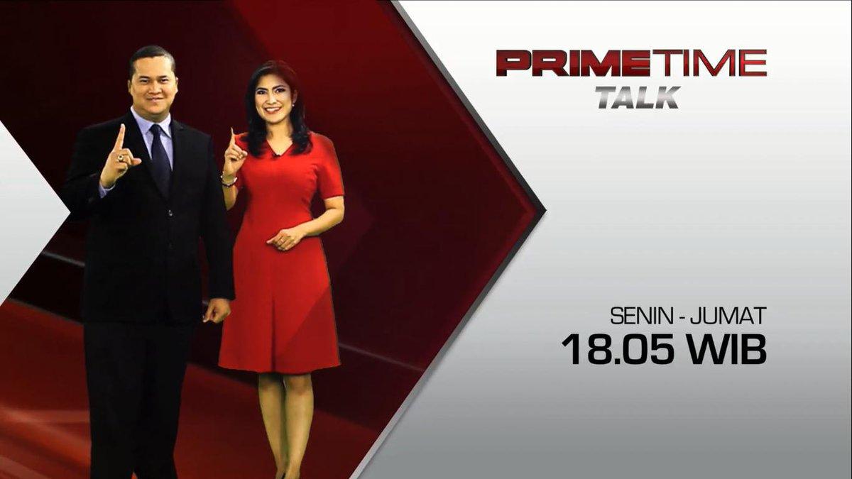Pagi pemirsa, simak Program Talkshow dengan topik terhangat hari ini di Primetime Talk hanya @BeritasatuTV https://t.co/BfqP7w1kUa