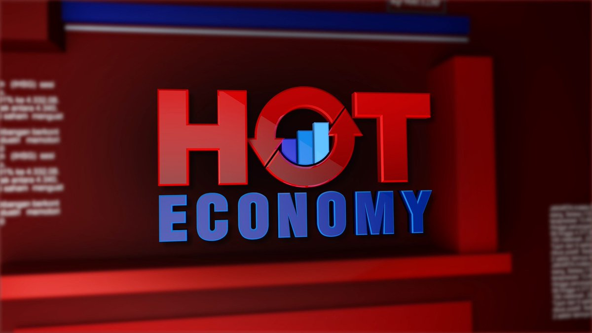Sajian berita ekonomi dan bisnis terkini, bisa Anda simak di Hot Economy, selengkapnya https://t.co/yl1FdnIyIR
