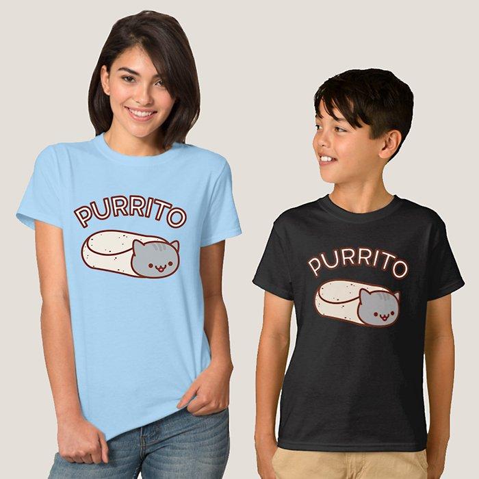 70657598 Shop Now: https://amzn.to/2reSWnj #purrito #burrito #tshirt #shirt #cats  #kitty #funny #kawaii #cute #lol #amazon #jubbycats #christmas #gift  #giftideas ...