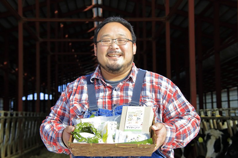 """See how Yuichiro Fujii is embracing the """"pioneer spirit"""" of his ancestors by moo-ving his dairy farm in Japan to the next level with the internet 🐮 → http://goo.gl/4jpSFm"""