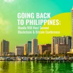 Image for the Tweet beginning: Blockchain Conference Philippines