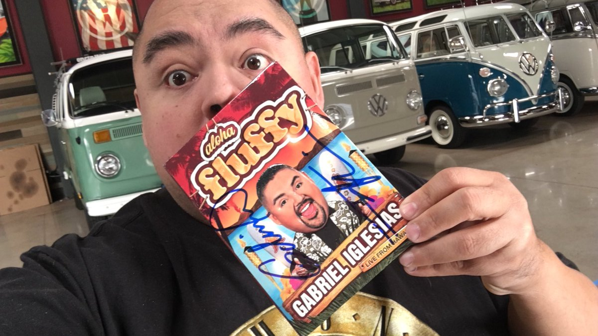 Gabriel Iglesias On Twitter Congrats At 00midnitesky00 You Are The