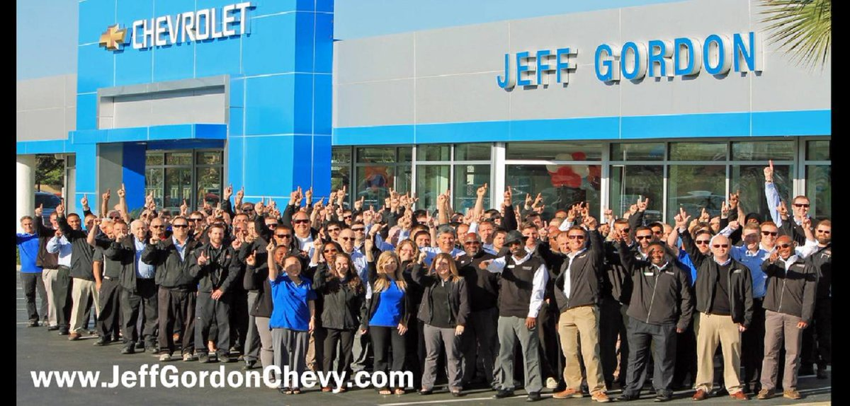 Jeff Gordon Chevy On Twitter When You Make It To