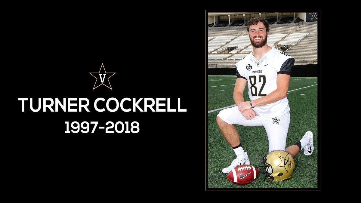 Vanderbilt TE Turner Cockrell Passed Away On Thursday