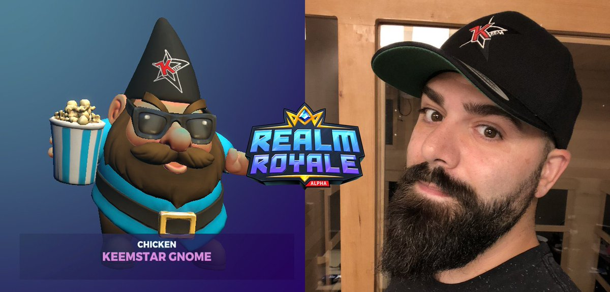 PS4 users. @RealmRoyale is giving me some Closed Beta codes.   RT if u want one