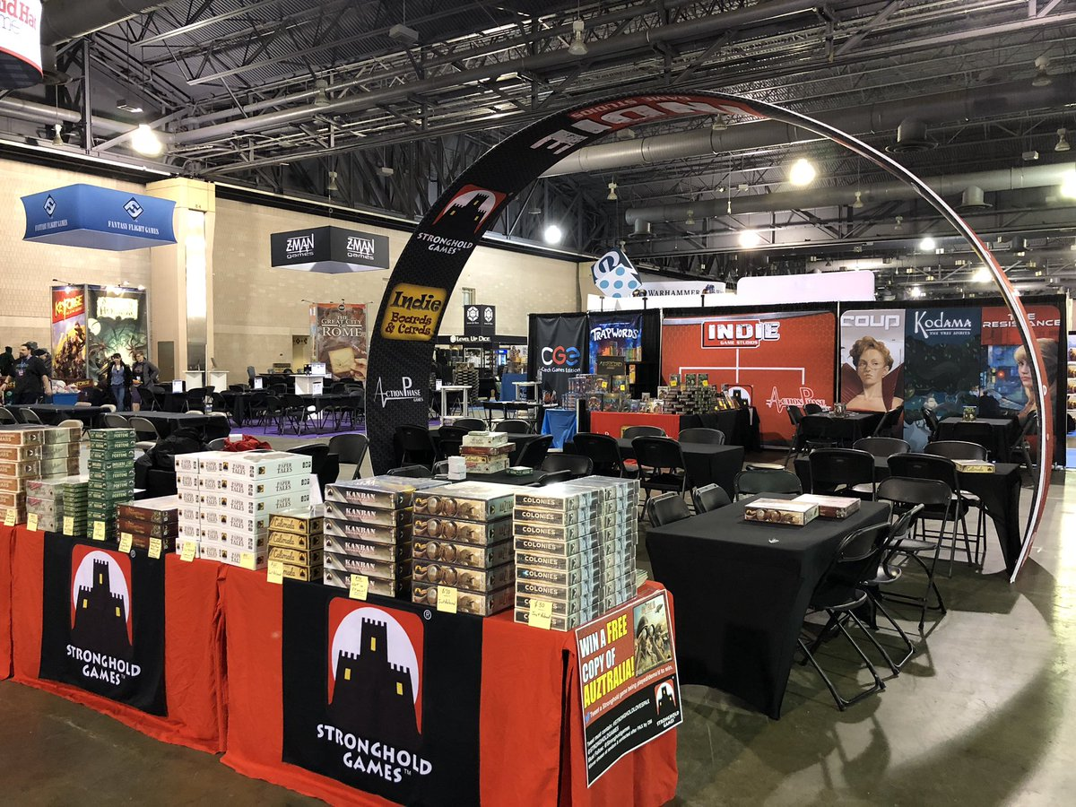 Stronghold Games on Twitter: