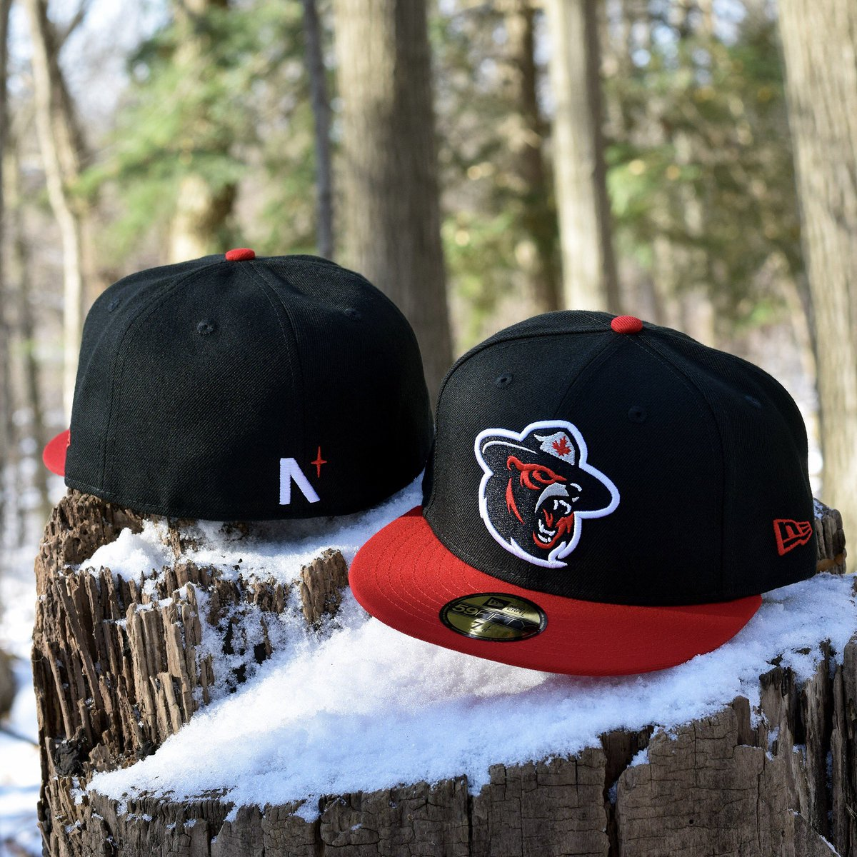 f2dde3b51ba https   noblenorth.co products northern-force-black-red-new-era-59fifty … .   NobleNorth  NorthernForce  mountie  mountiecanada  mountiehat  thenorth ...