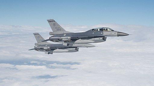 تايوان ترغب بشراء مقاتلات F-16V جديده لتحل محل مقاتلاتها المتقادمه نوع F-5  DtNw9hRUwAAgKFc